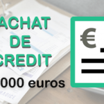 Rachat de crédit de 50 000 euros