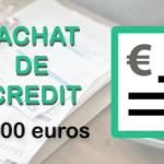 Rachat de crédit de 90 000 euros