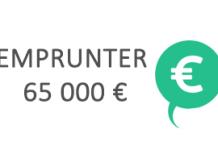 credit 65000 euros