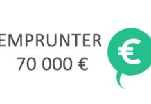 credit 70000 euros