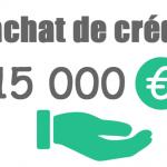 Rachat de crédit de 15 000 euros : demande en ligne
