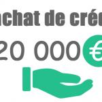 Rachat de crédit de 20 000 euros : demande en ligne