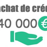 Rachat de crédit de 40 000 euros : demande en ligne