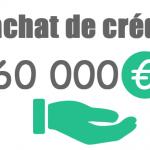 Rachat de crédit de 60 000 euros : demande en ligne