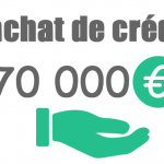 Rachat de crédit de 70 000 euros : demande en ligne