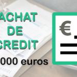 Rachat de crédit de 120 000 euros