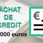 Rachat de crédit de 190 000 euros