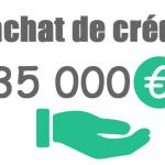 Rachat de crédit de 35 000 euros : demande en ligne